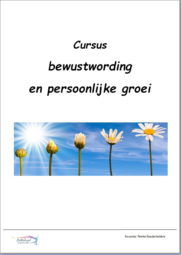 Cursus BPG - voorblad